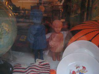 Clonettes vitrines