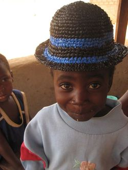 Pt garçon chapeau