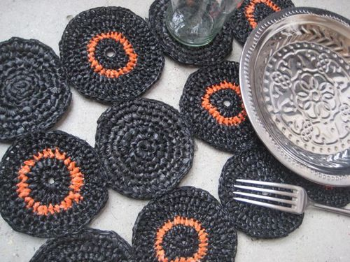 Set de table rd oranges