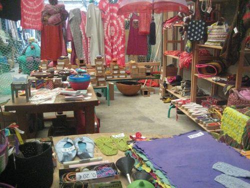 Bazar en place