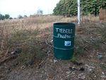 Barique poubelle