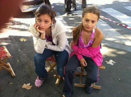 Sabrina et marcella