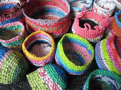 Bols multicolores