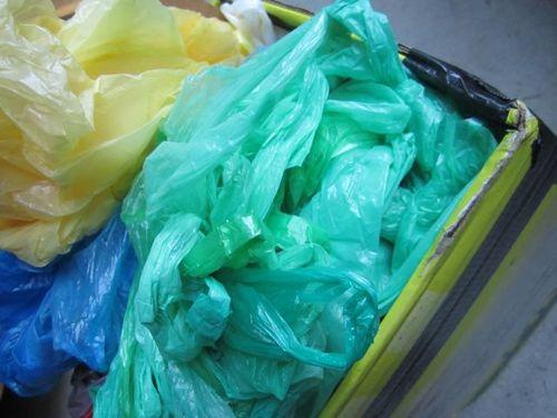 Plastique colisposte