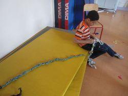 Enfant chainette
