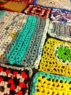 Composition du patchwork