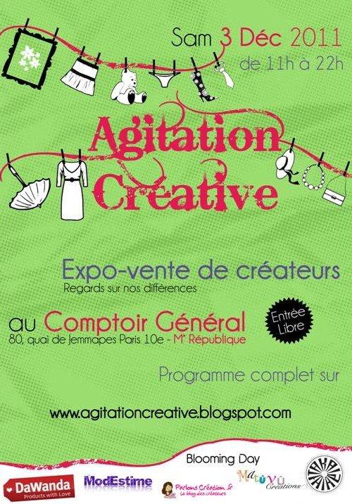 FlyerAgitationCreativelight