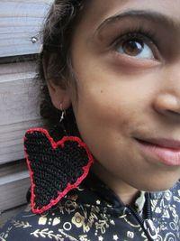 Coeur à l'oreille
