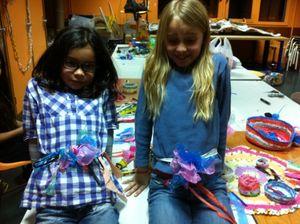 2 filles