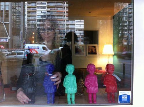 Marianne vitrine