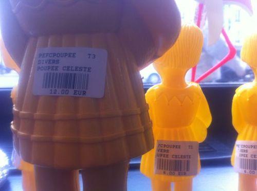 Clo jaune Bonton