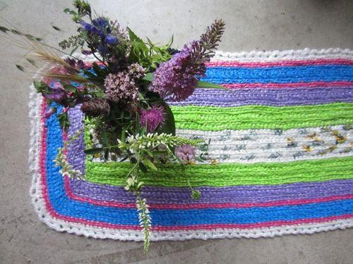 Bouquet tapis