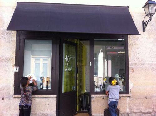 Devanture boutique
