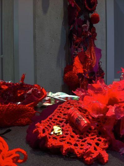 Rouge tapis