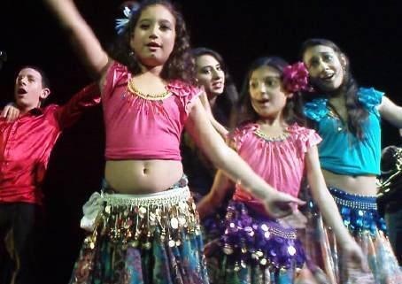 Enfants roms