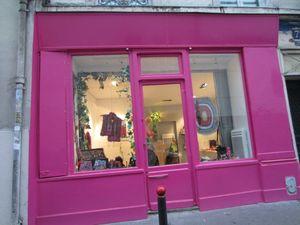Boutique rose