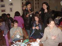 Atelier crochet sacplasticrecyclé