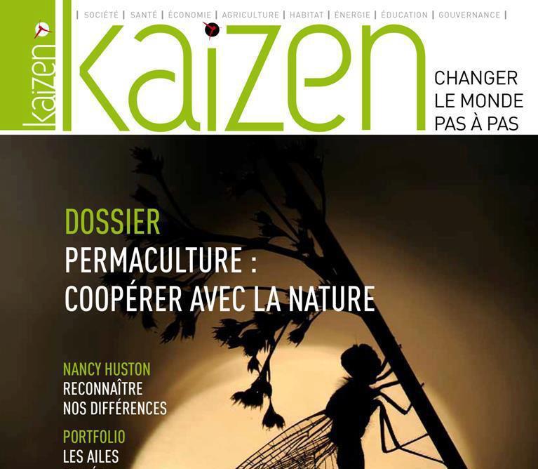 Kaizen-magazine
