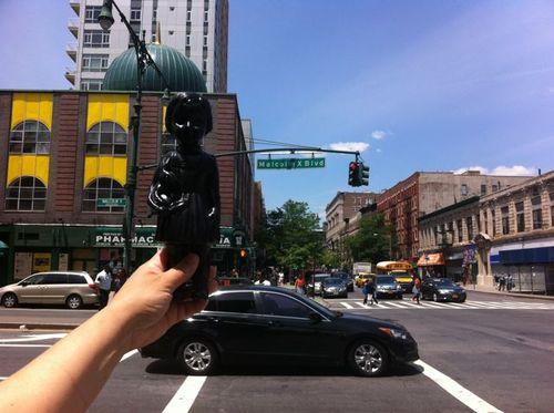 Blackclonette in Harlem