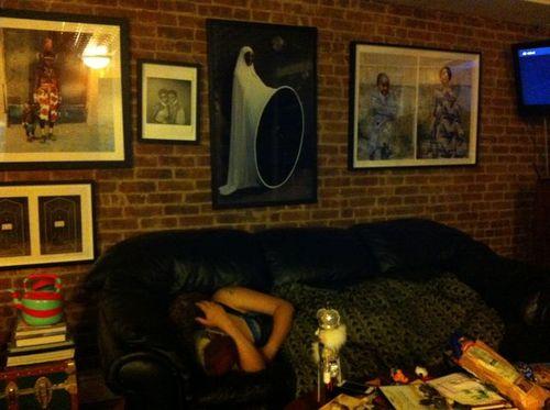 Asleep gallery
