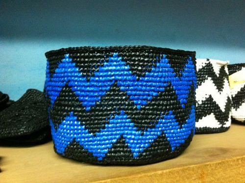 Bol noir&bleu